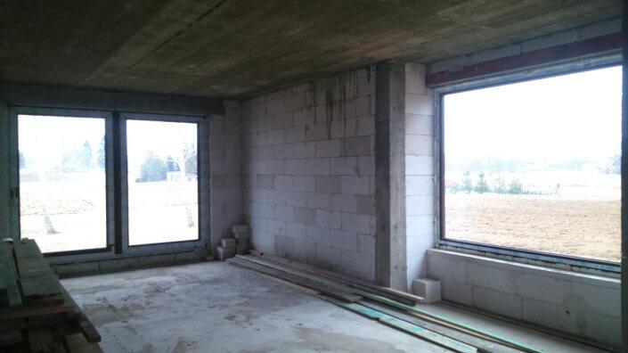 Realizacje z montażu okien