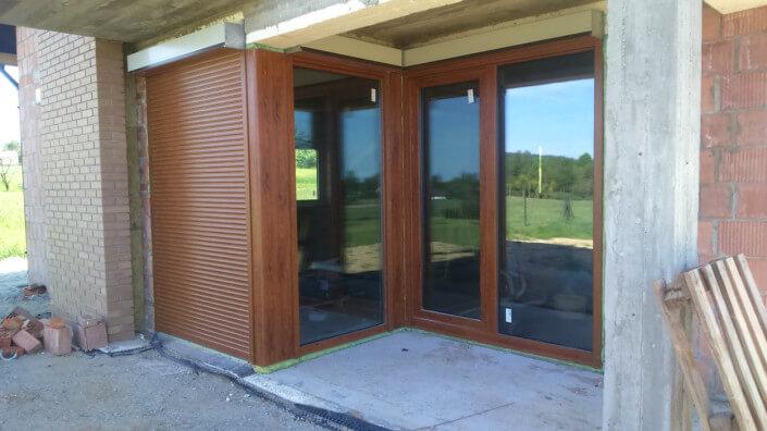 Montaż okien i rolet zewnętrznych