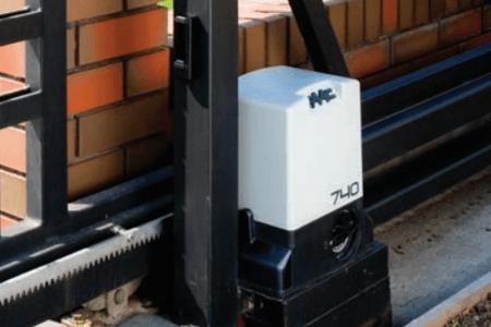 Automatya do bram wjazdowych
